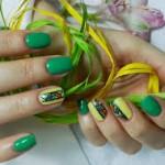Моделирование ногтей при помощи геля