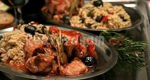 Мясо по-итальянски
