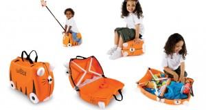 Выбор детского чемодана