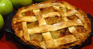 Яблочный пирог-простой рецепт