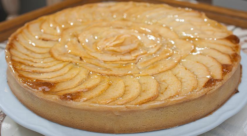 рецепт из яблок простой