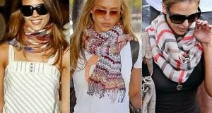 Как выбрать шарф-пару советов