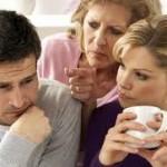 Конфликт между свекровью и невесткой