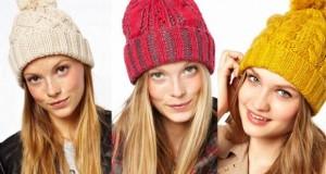 Стильные зимние аксессуары для девушек