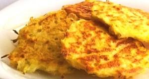 Овощные оладьи— кулинарный рецепт