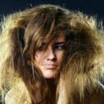 Несколько правил ухода за сухими волосами