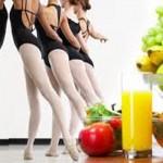 Диета балерин – правила похудения