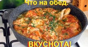 Готовим вкусные блюда из курицы