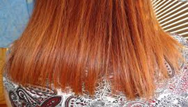 Благодаря стрижке горячими ножницами, кончики волос меньше ломаются и перестают сечься.