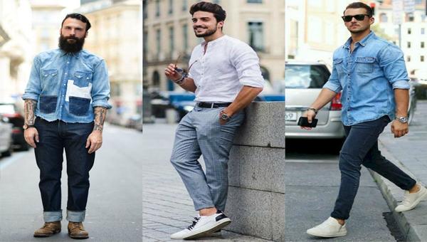 Тенденции мужских брюк