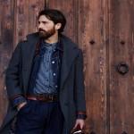 Зимние пальто кромби для элегантных мужчин